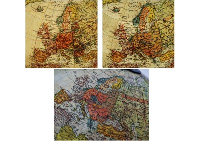 2. kép. Kelet-Közép-Európa átragasztása