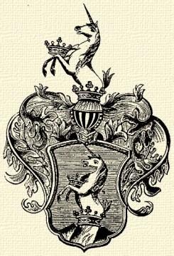 4. kép – A Négyessy-Szepessy család ősi címere