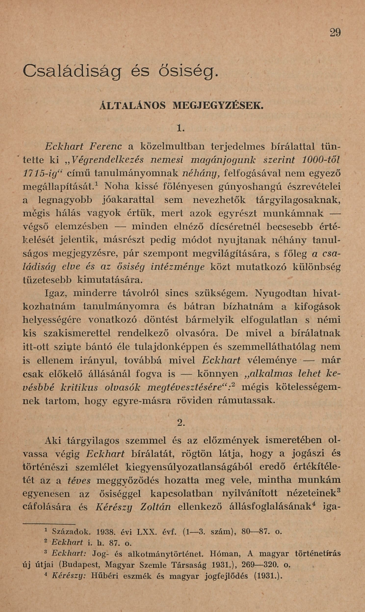 Pécsi Jogász. IV. évf. 2-7. szám.